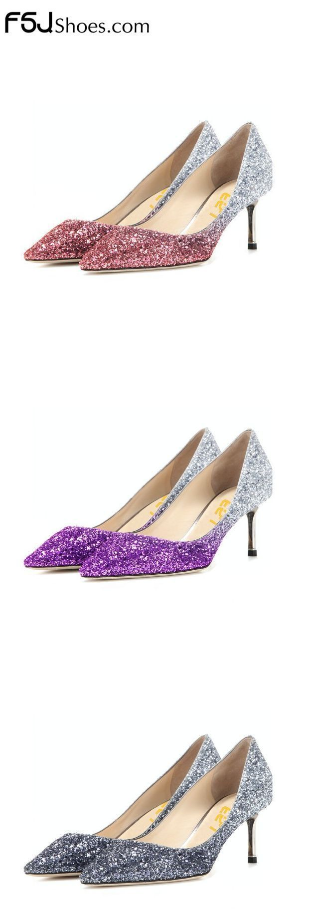 Purple dress with shoes  Womenus Style Pumps and Duorsay Heels Winter Fashion Elegant Wedding