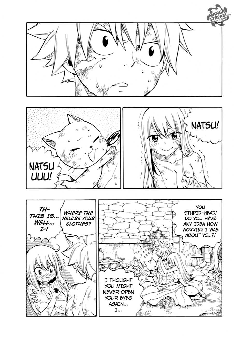 fairy tail manga stream