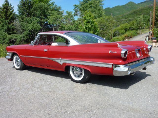 1960 Dodge Dart Phoenix Not Fury Impala Cadillac 1959 1961 #Cadillacclassiccars