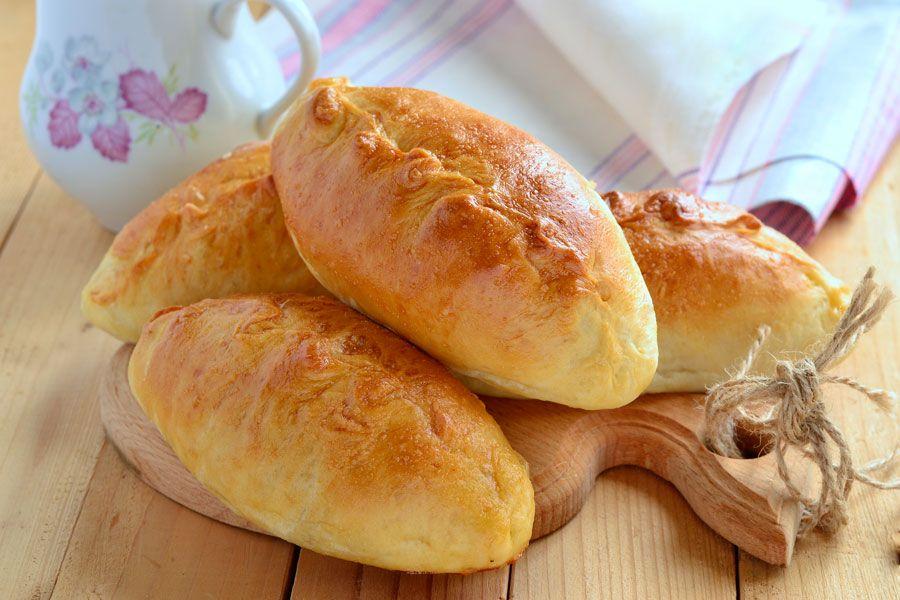 Ingredientes para hacer masa para empanadas caseras. 3 recetas para ...