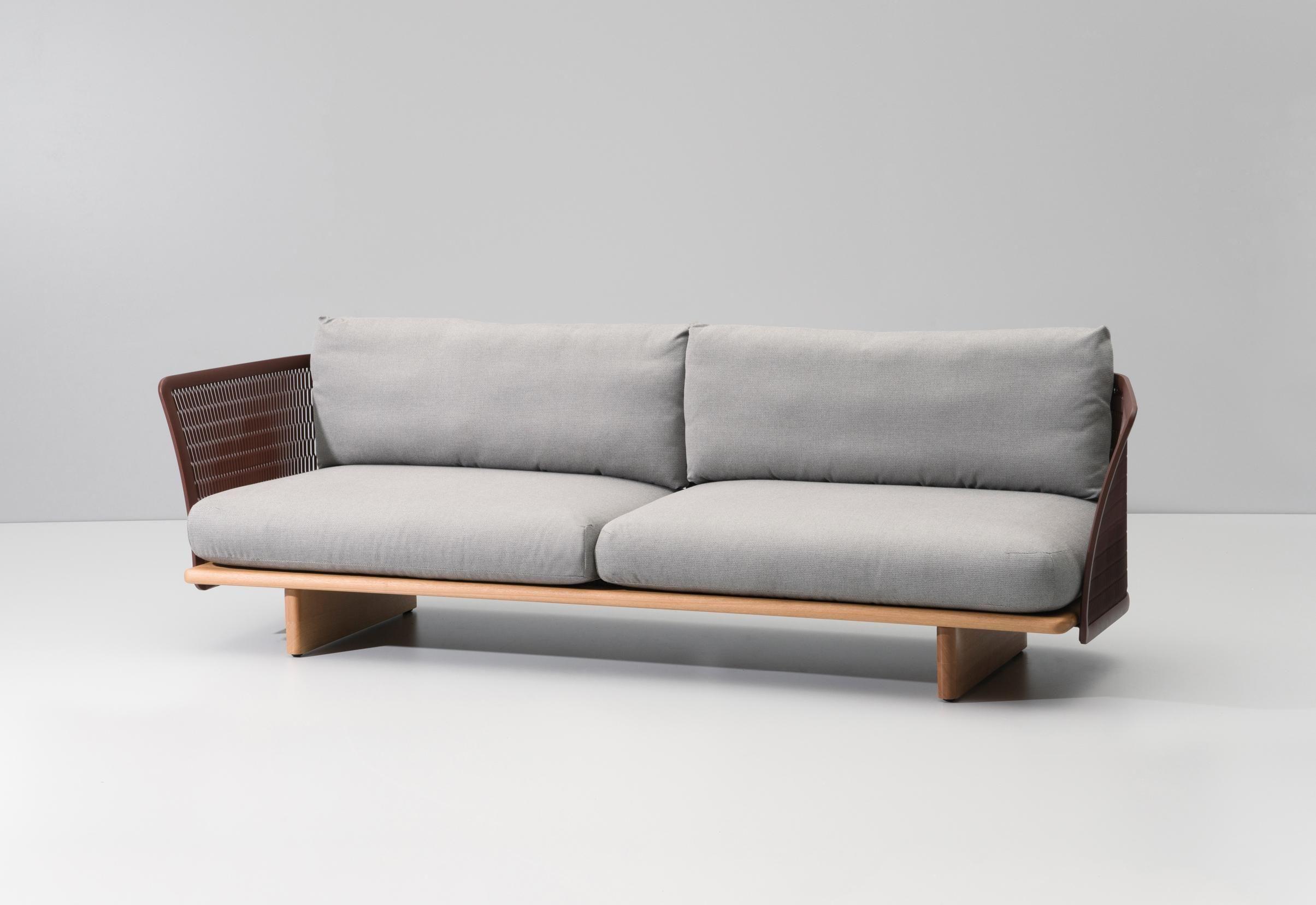 Mesh Sofa  Designer Garden Sofas From Kettal All Information