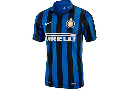 best loved 5949d 825b5 Nike Kids Inter Milan Home Jersey 2015-16. Get it at www ...