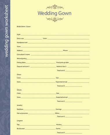 Printables Wedding Day Timeline Worksheet 1000 images about wedding binder on pinterest budget worksheet and checklists