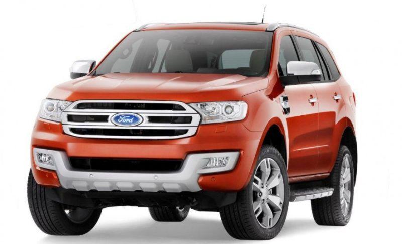 Ford Everest 2015 Dipastikan Meluncur Tahun Depan Ford Ranger