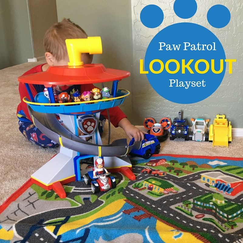 Have You Seen The Paw Patrol Lookout Tower Toy Paw