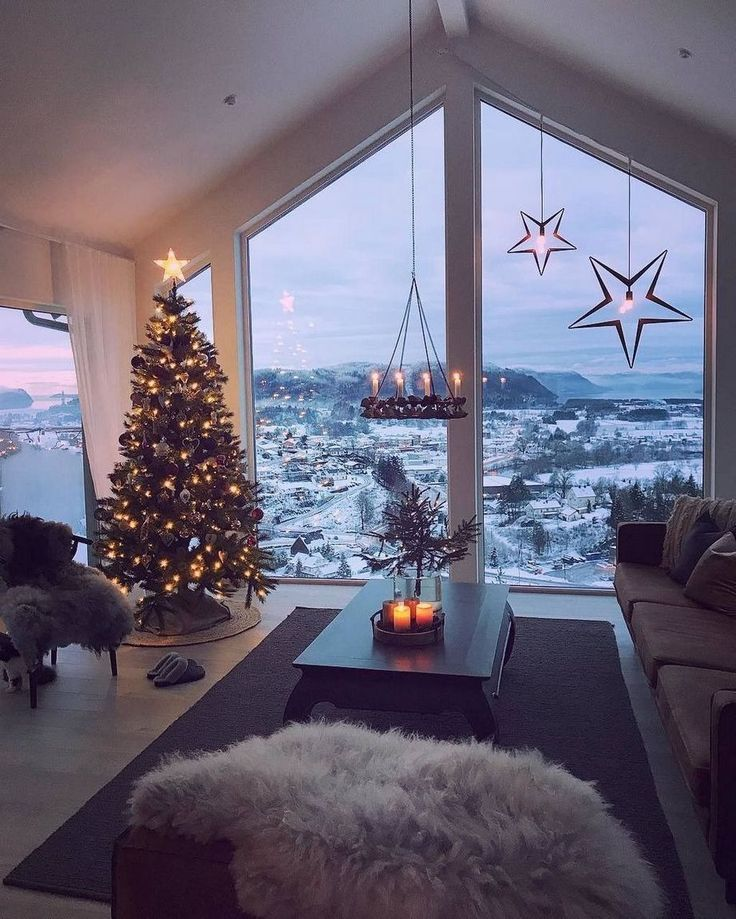 22+ Cheap \u0026 Creative Winter Decor Ideas for Your Apartment