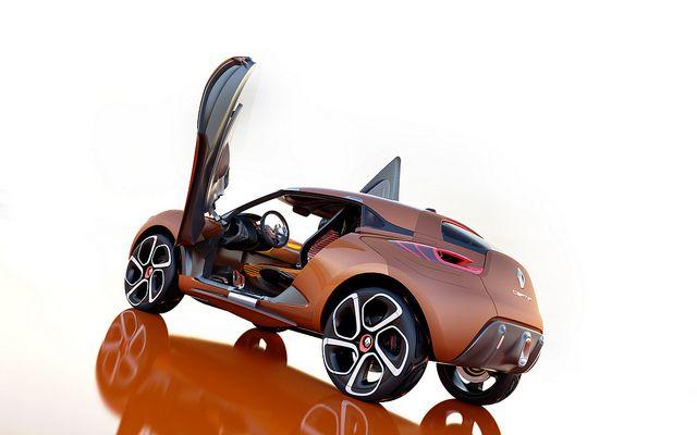 Captur Concept Cars Futuristic Cars Car