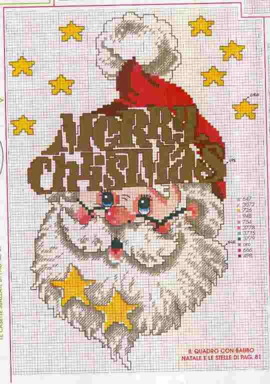 Babbo Natale Punto Croce Schemi Gratis.Babbo Natale Punto Croce Schemi Gratis Pesquisa Google Agu