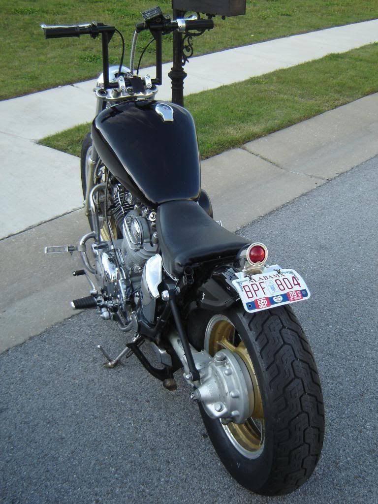 Yamaha Virago Bobber Chop - Club Chopper Forums | new style