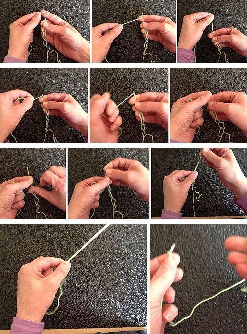 Der Knoten in den Faden | Anatomy | Pinterest | Faden, Knoten und Kordel