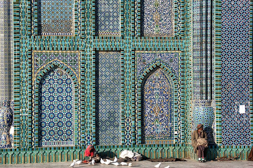 Картинки по запросу blue mosque in mazar e sharif afghanistan