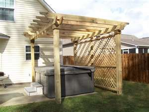 Image Search Results For Hot Tub Privacy Screens