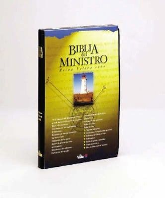 New biblia del ministro rv60 #-piel especial #negro book (leather / fine #binding,  View more on the LINK: http://www.zeppy.io/product/gb/2/201489219163/