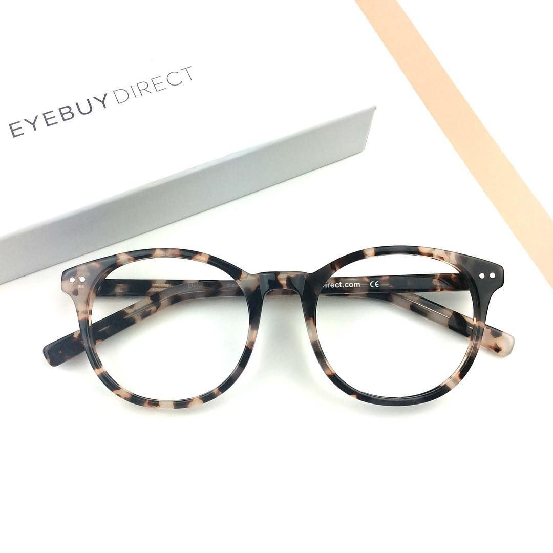 a5018c1353 Our Primrose frame in ivory tortoise. Share your thoughts!  eyebuydirect…
