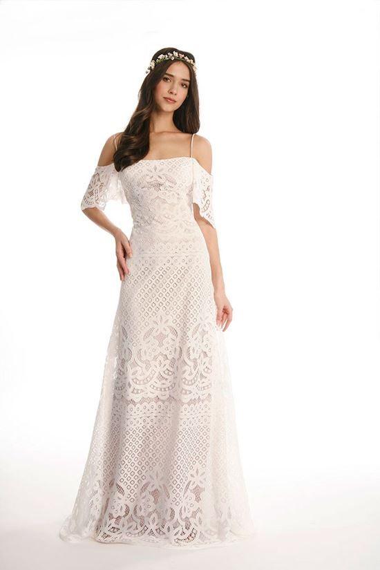 Eugenia Couture Strandsommer-Hochzeitskleider 2016-2017 ...