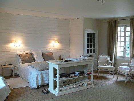 Chambre Lambris Blanc Photos | Unixpaint