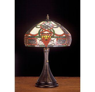 Irish Claddagh Collection Lamp Stained Glass Lamps Antique