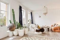 Una casa de estilo y color bohemio | Decorar tu casa es facilisimo.com