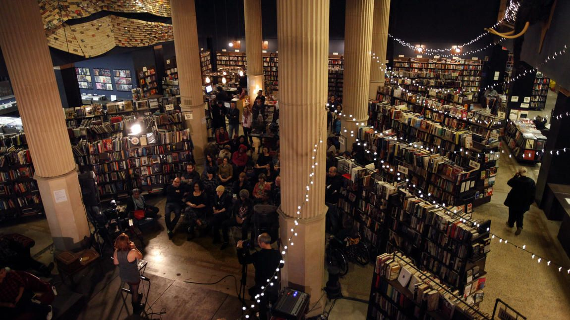The Last Bookstore (LA)