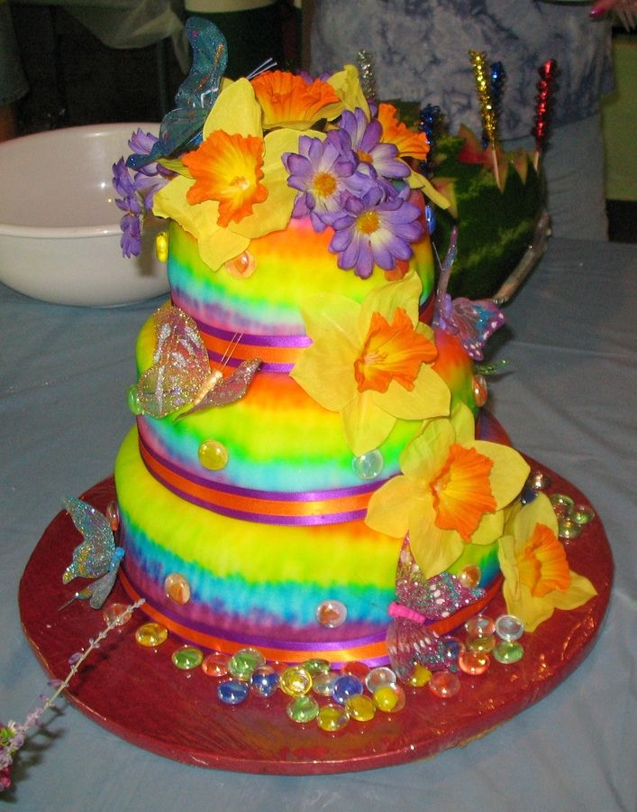 tie dye wedding dress - Google Search | Tye Dye wedding ideas for ...
