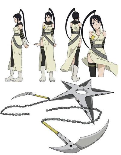 Hasil gambar untuk Tsubaki Soul eater cosplay, Black