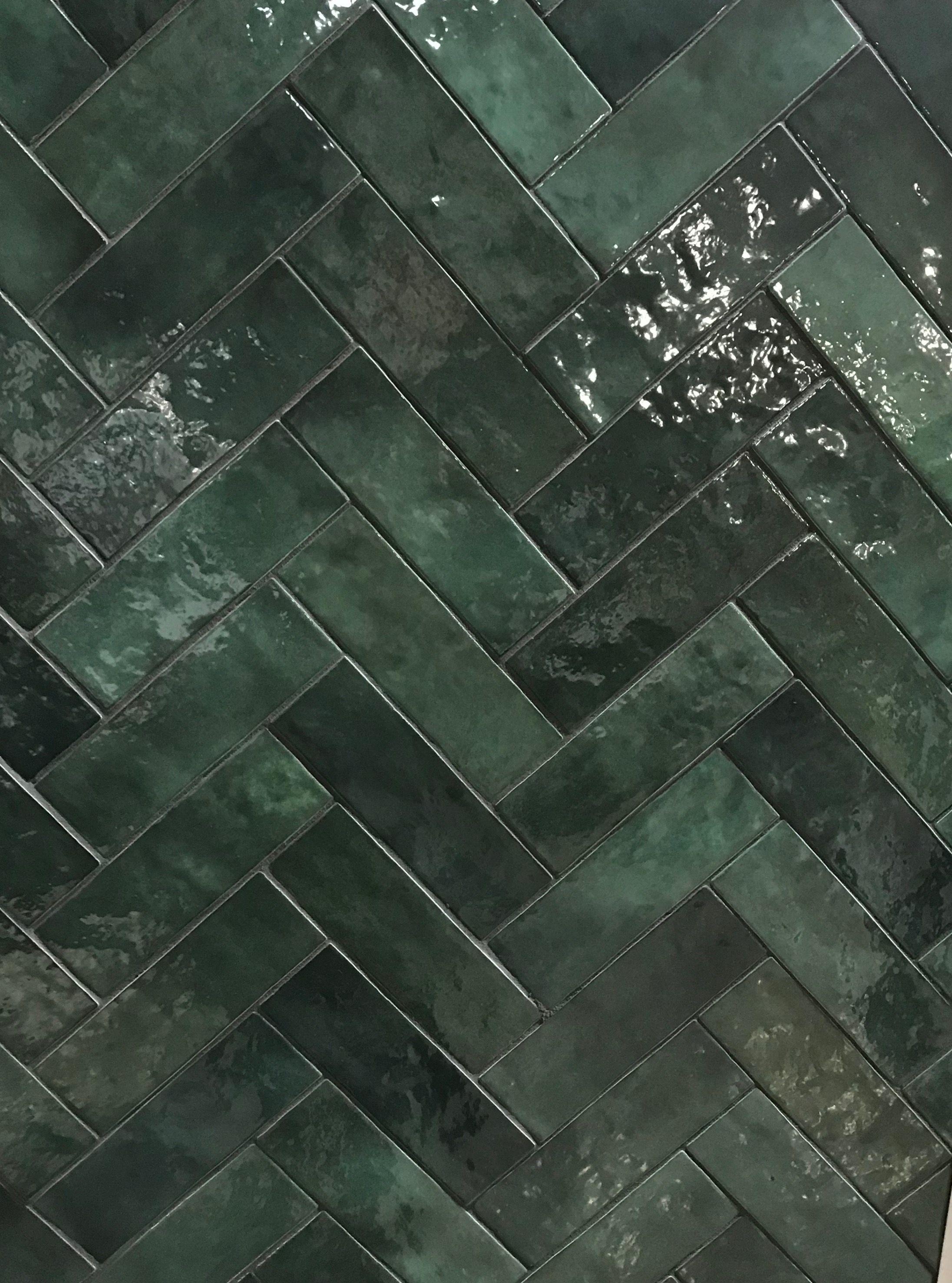 National Tiles Paloma Moss Green 65x200 Green Marble Bathroom Green Tile Bathroom Kitchen Tiles