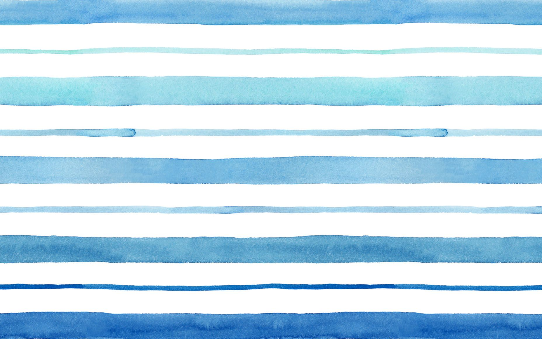Dress up your desktop with this stripy blue background by ...