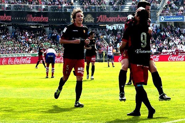 Giovani disputó los 90 minutos y otorgó las dos asistencias. Los baleares se mantienen en la penúltima posición con 21 unidades.