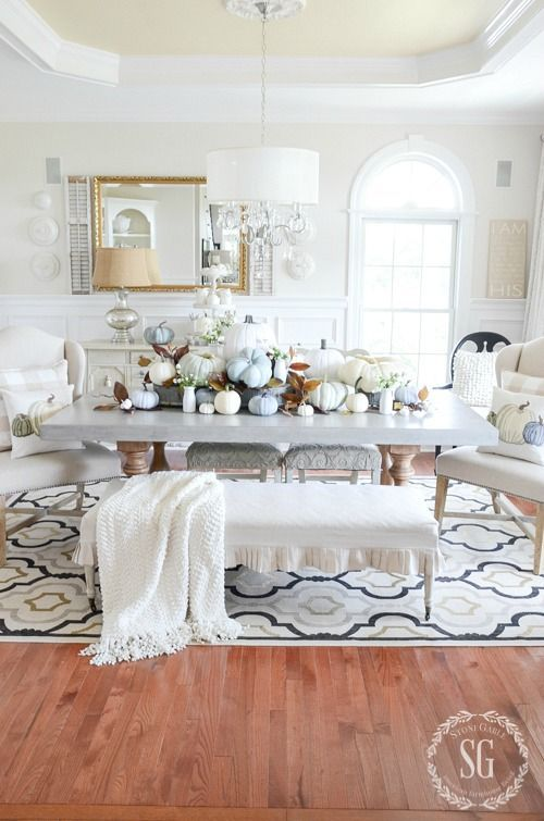 Nice SOFTER SIDE OF FALL HOME TOUR Fall Is The Perfect Time To Decorate Your