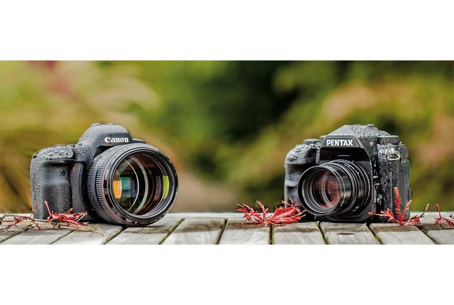 Einstieg ins Vollformat: Canon EOS 6D MK II und Pentax K-1 | EOS and ...