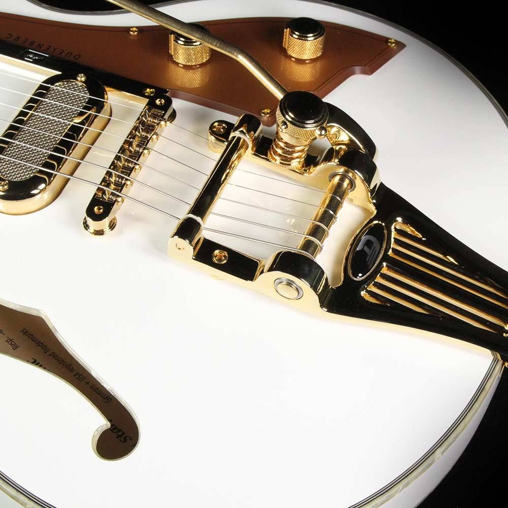 Duesenberg Starplayer Tv Phonic Electric Guitar Venetian White