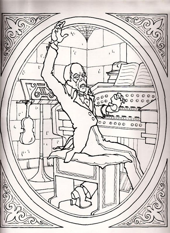 opera coloring pages - photo#9