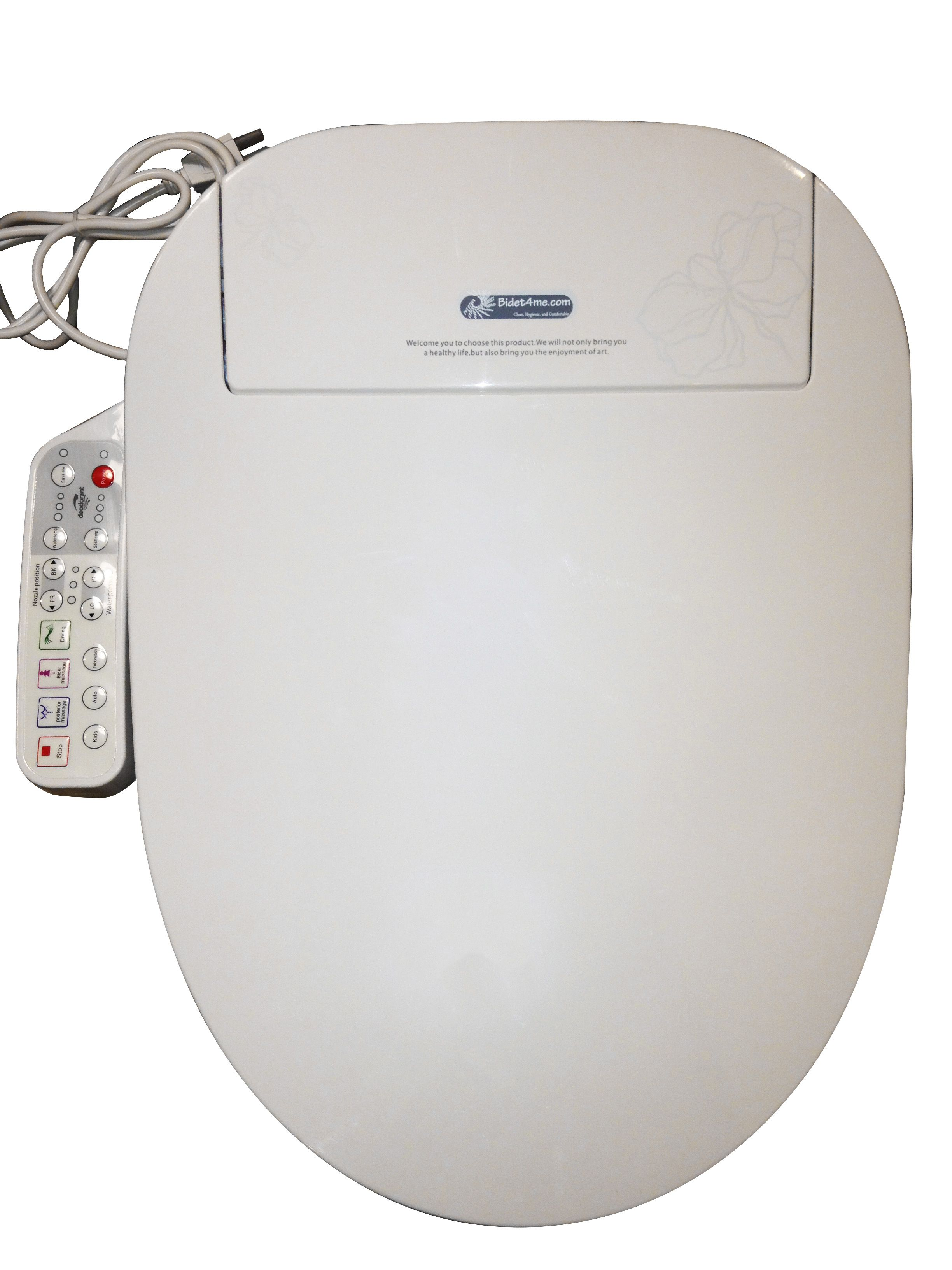 Name Bidet4me E 300a Electronic Bidet Seat With Dryer And