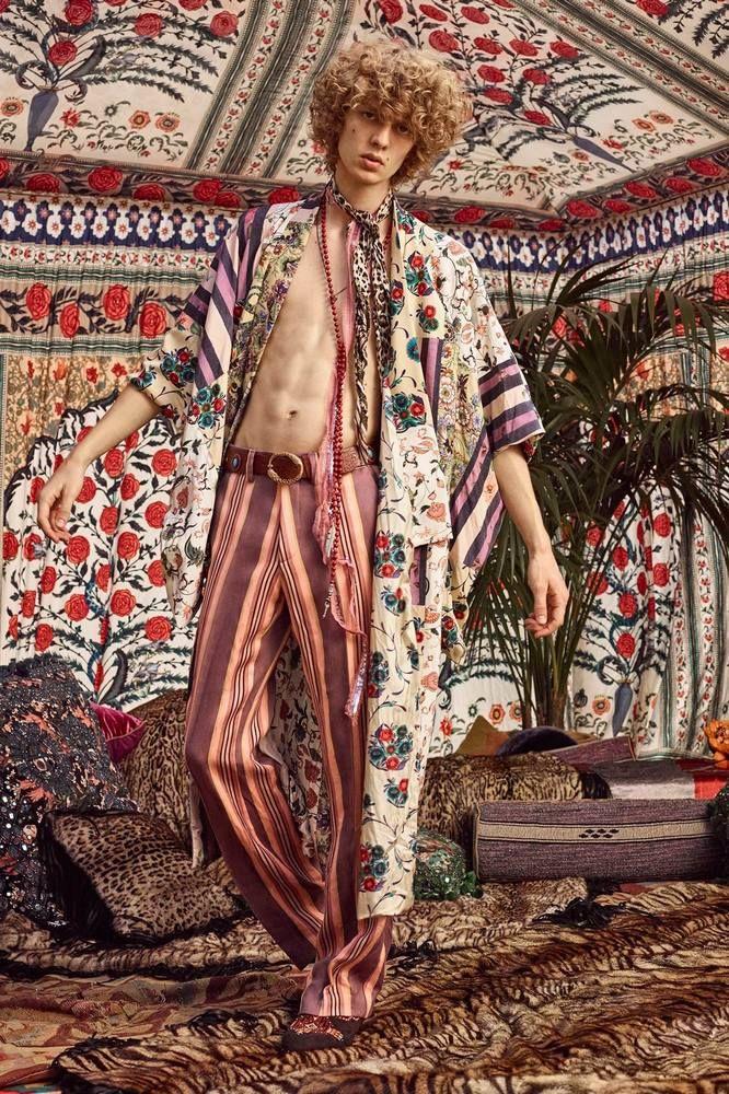 Roberto Cavalli Spring-Summer 2017 Collection
