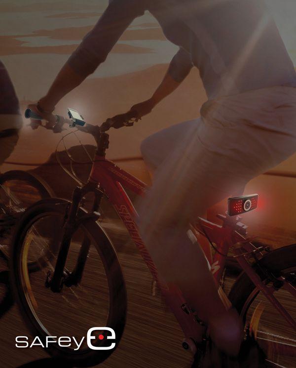 Safeye Bicycle Safety System by Jun GyeJin » Yanko Design