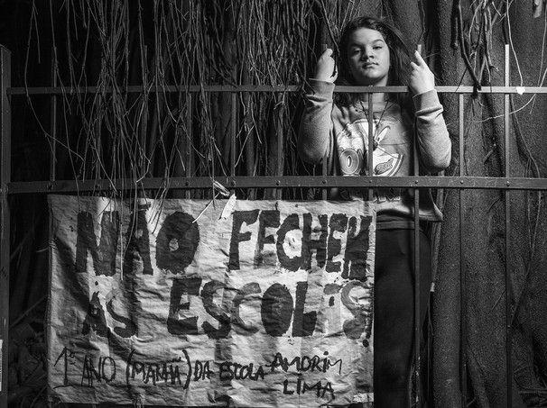 Entre os manifestantes contra a reestruturação das escolas de São Paulo há novatos em política e veteranos de militancia