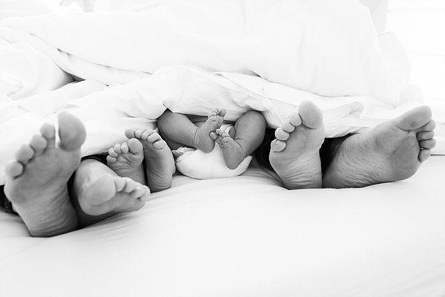 Babyfotos und Babyshooting in München - Helena Heilig Fotografin