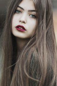 Mejor color de pelo ojos verdes