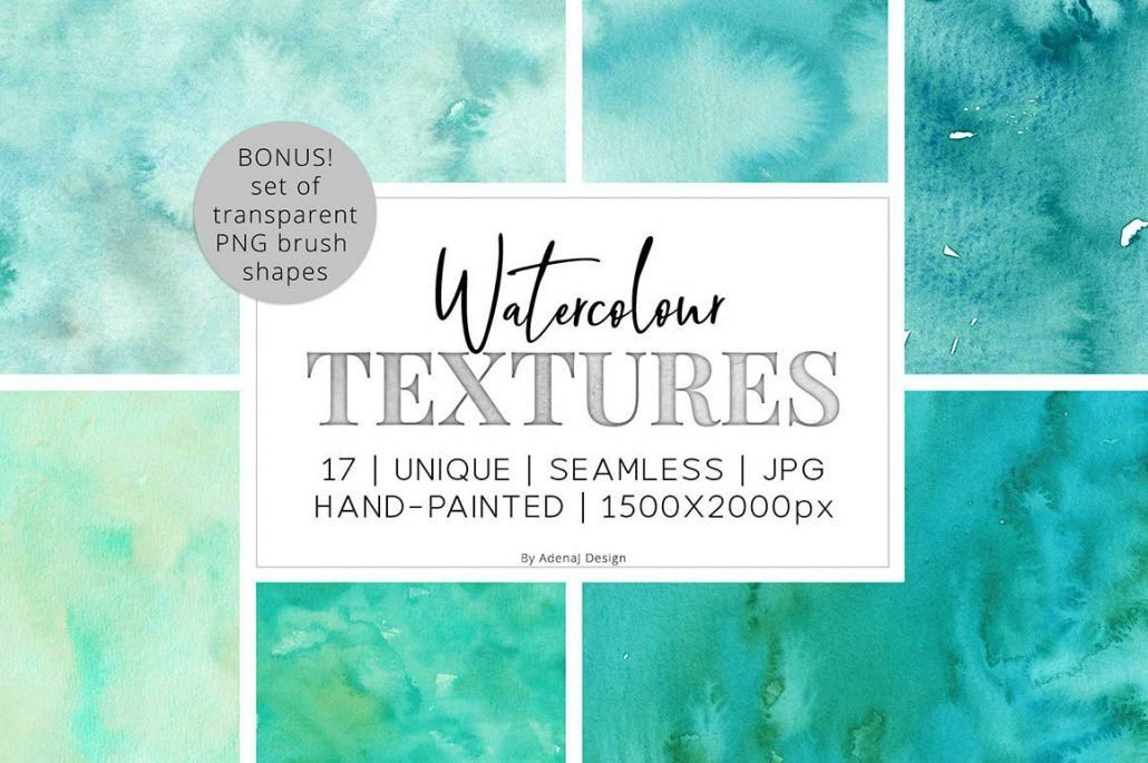 Free Watercolor Textures Shapes Watercolor Texture Texture