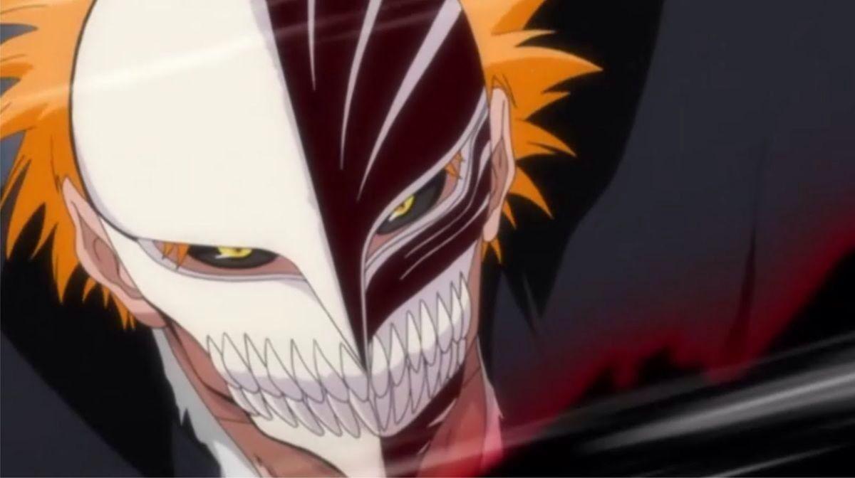 Ichigo kurosaki vizard bleach bleach bleach anime bleach bleach manga - Ichigo vizard mask ...