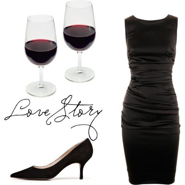 """""""Date Night: Little Black Dress"""""""