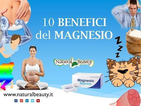 10 Benefici del Magnesio – I Decaloghi del Benessere Natural Beauty