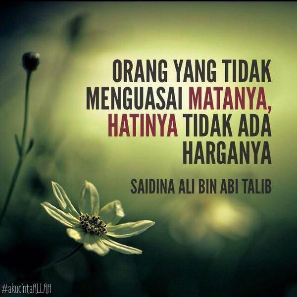 Saidina Ali Bin Abi Talib Dengan Gambar Kata Kata Indah