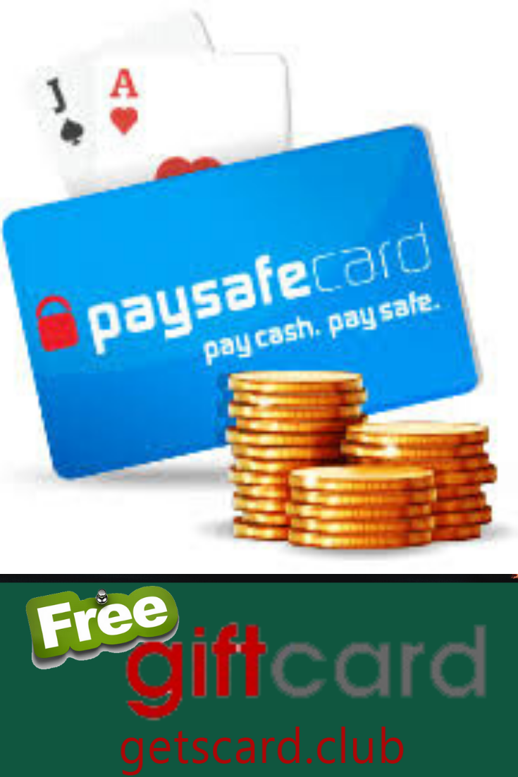 how to get free paysafecard codes no survey