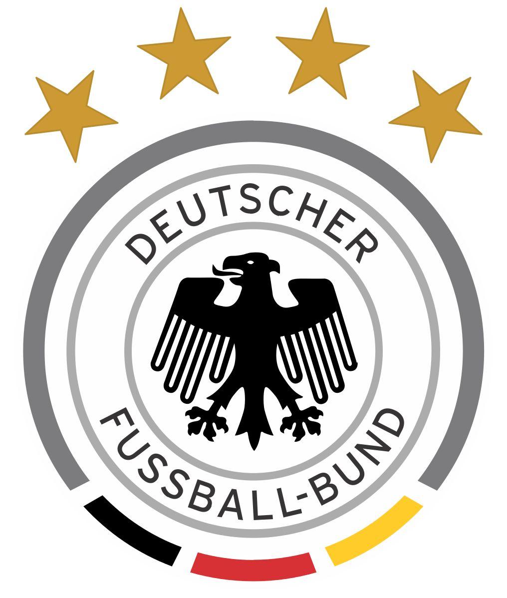 Resultado de imagen para escudo de selección alemania 2018