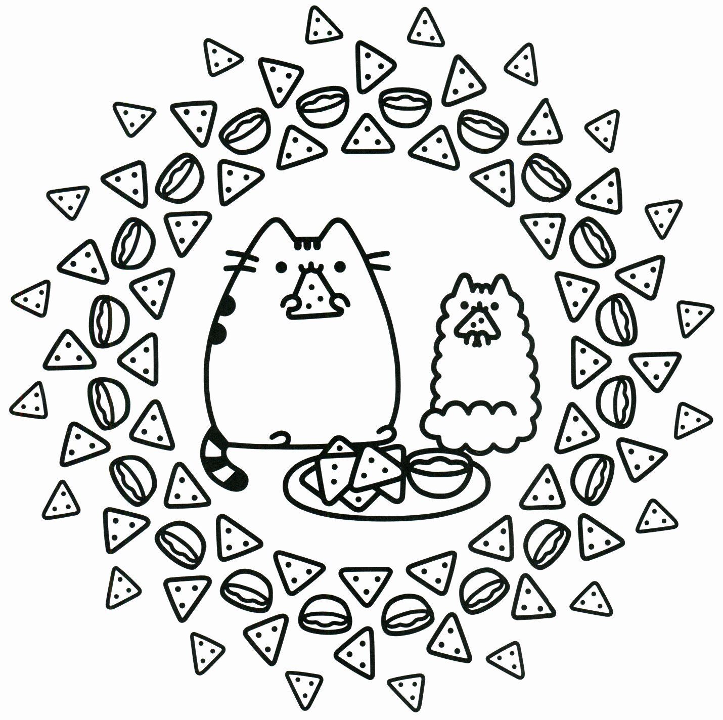 Free Printable Summer Coloring Pages Fresh Pusheen Coloring Pages Summer Pusheen Coloring Pages Unicorn Coloring Pages Cute Coloring Pages