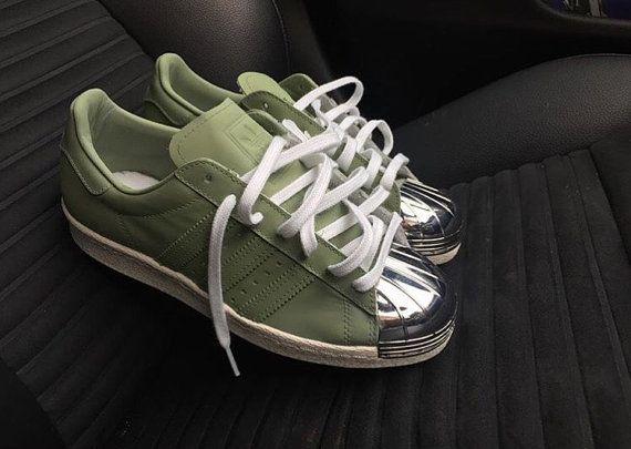 adidas superstar kaki daim