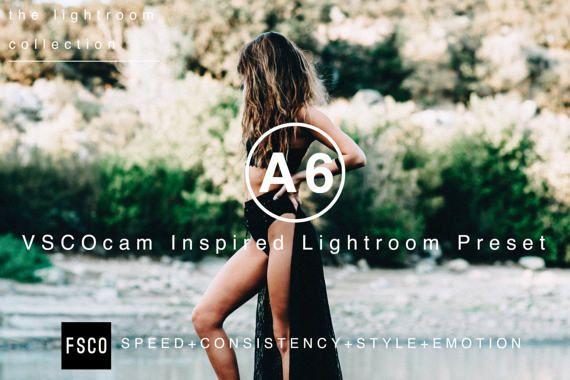 Mobile Preset BRIGHT FILM Vsco Light Mobile Preset Blogger
