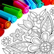Mandala Coloring Pages 1250 Mod Apk Hack Unlimited Download Https Apkextension Com Mandala Colorin Mandala Coloring Pages Mandala Coloring Coloring Pages