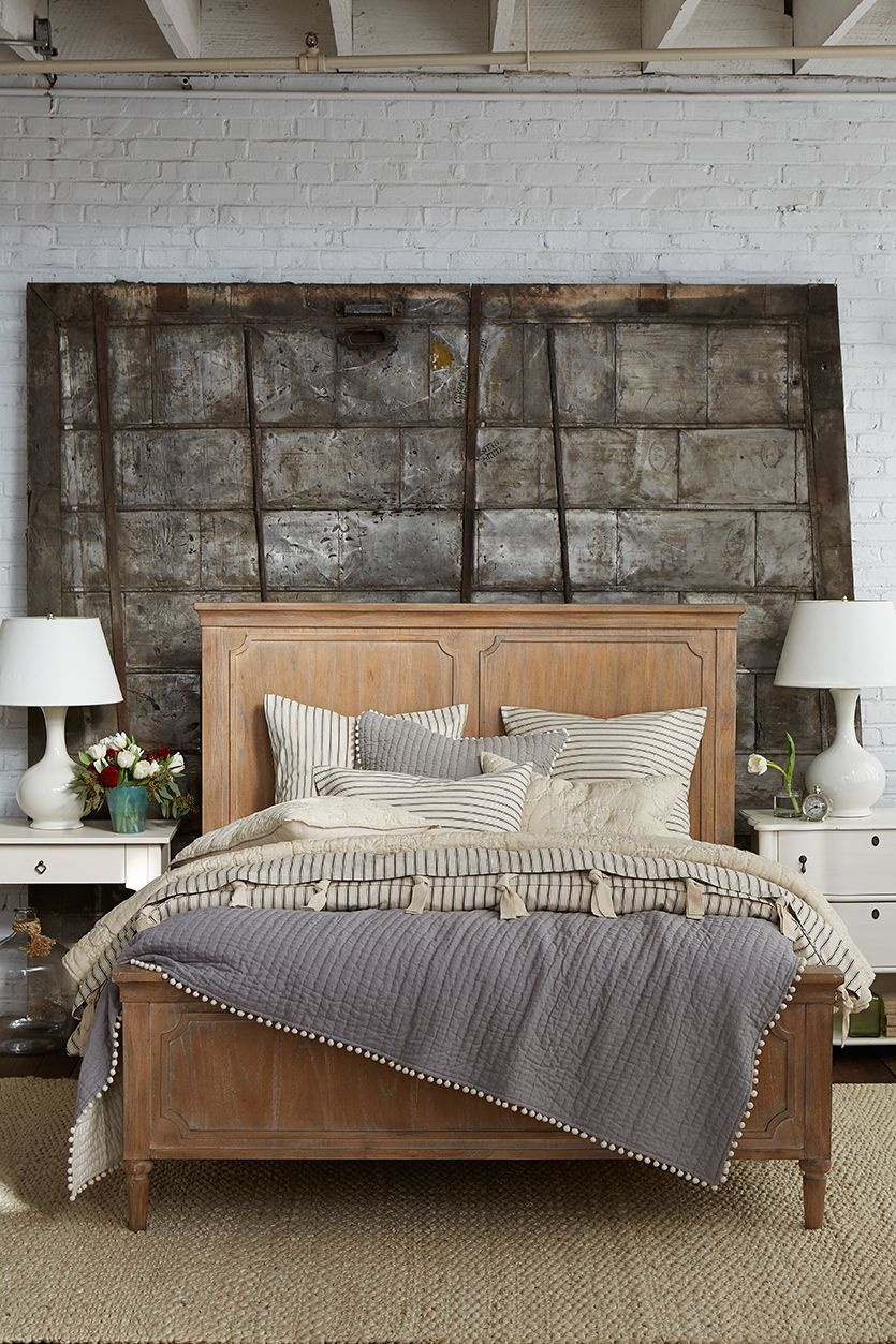 How To Mix And Match Patterned Bedding Loft Style Bedroom Home